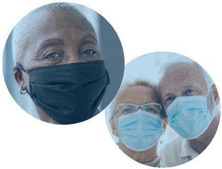 flu shot example images