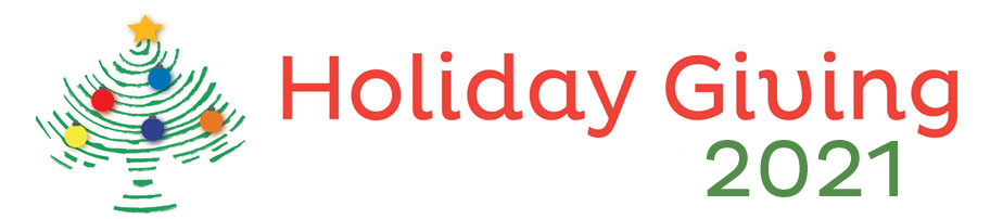 Holiday Giving 2021 Banner